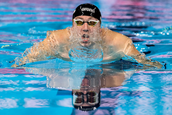 KOCH Marco GER Gold Medal Men's 200m Breaststroke 13th Fina World Swimming Championships 25m  Windsor  Dec. 8th, 2016 - Day03 Finals WFCU Centre - Windsor Ontario Canada CAN  20161208 WFCU Centre - Windsor Ontario Canada CAN  Photo © Giorgio Scala/Deepbluemedia/Insidefoto