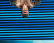 ZAKHAROV Ilia RUS 3m Springboard Men Final Final LEN European Diving Championships 2017 Sport Center LIKO, Kiev UKR Jun 12 - 18, 2017 Day05 16-06-2017 Photo © Giorgio Scala/Deepbluemedia/Insidefoto