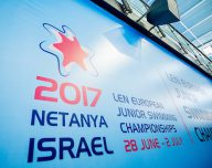 Competition Pool LEN 44th Arena European Junior Swimming Championships Netanya, Israel  Day00 27-06-2017 Photo Andrea Masini/Deepbluemedia/Insidefoto
